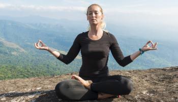 Meditation-Mountain