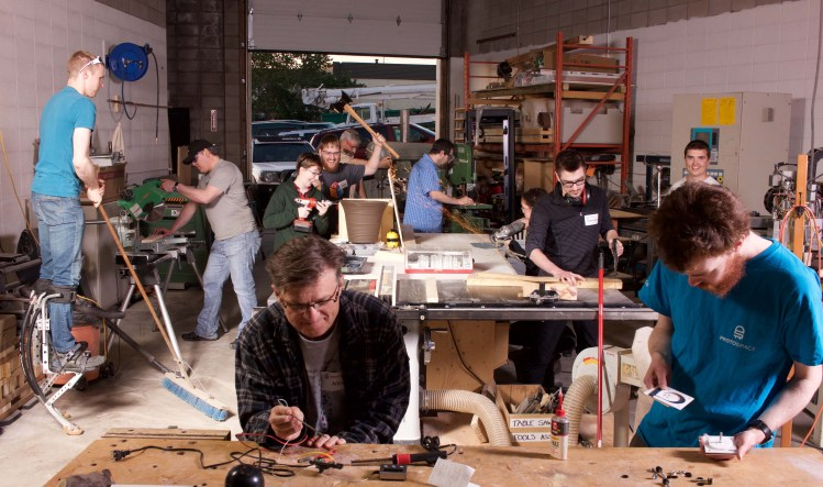 Protospace - Calgary's Makerspace
