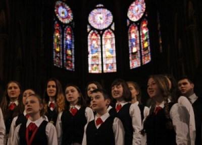Calgary Children's Choir Tour