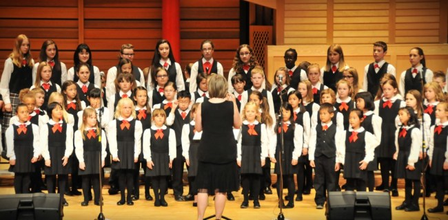 Calgary Children's Choir and Calgary Junior Children's Choir