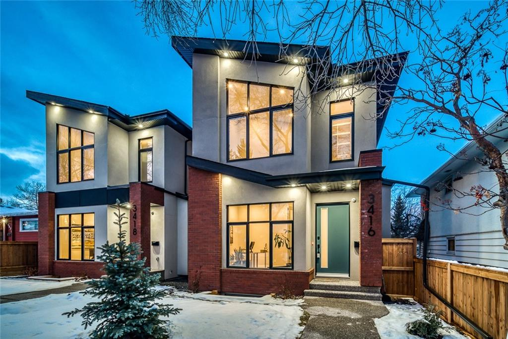 banff trail calgary real estate new infill