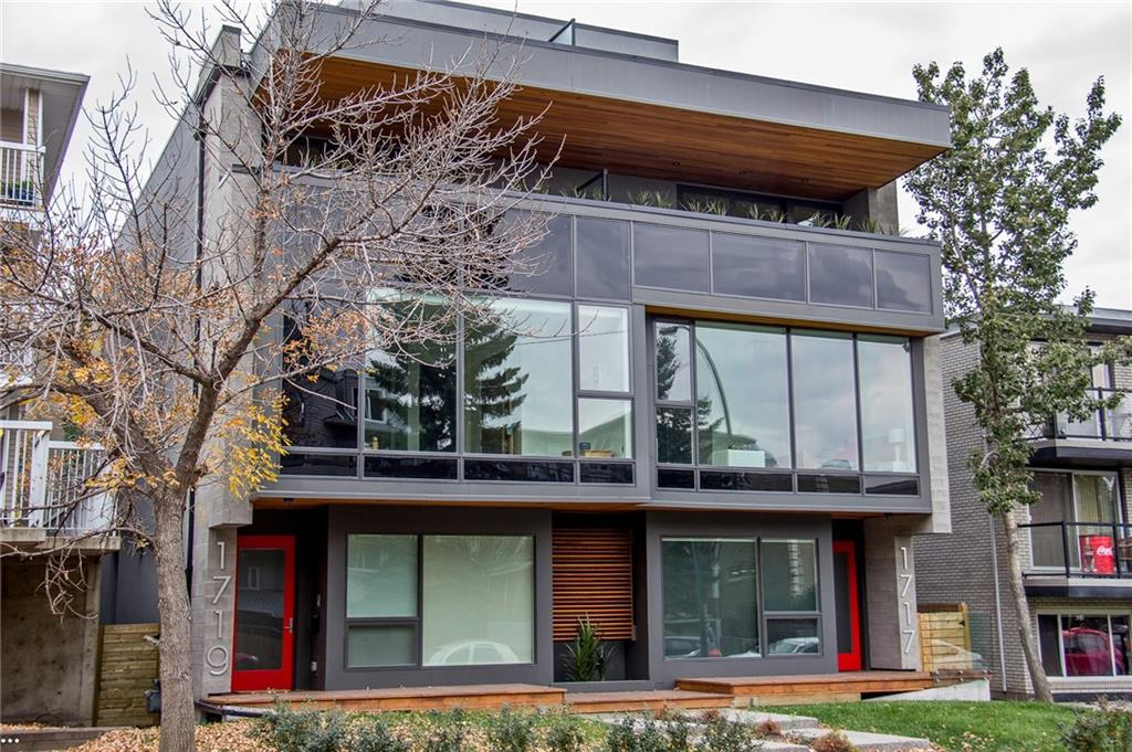 lower mount royal - calgary real estate homes