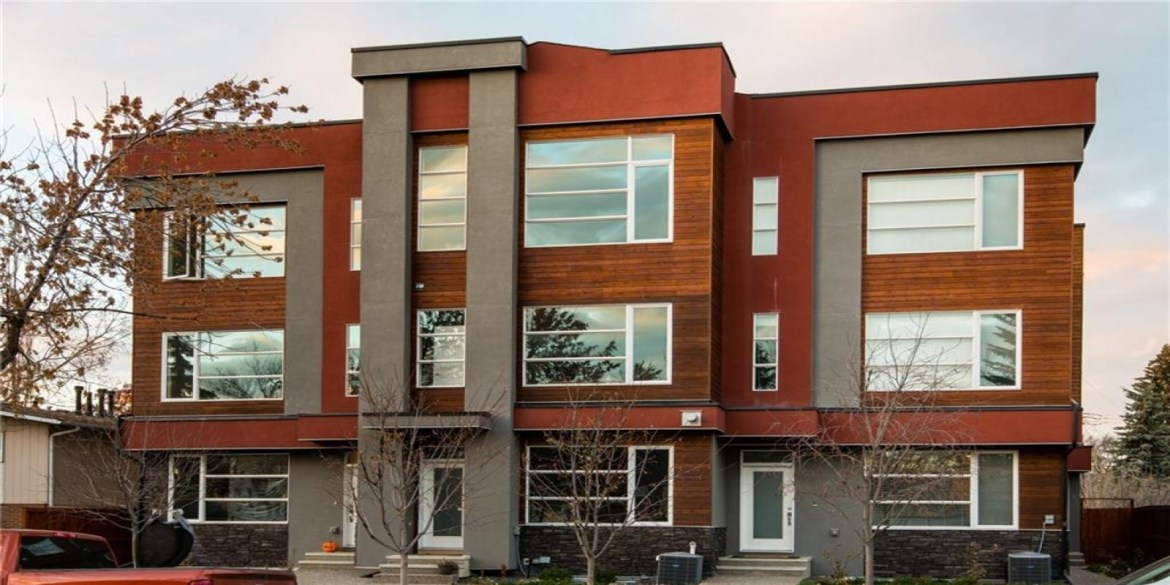 Crescent Heights infill calgary infill guide - inner city Crescent Heights community