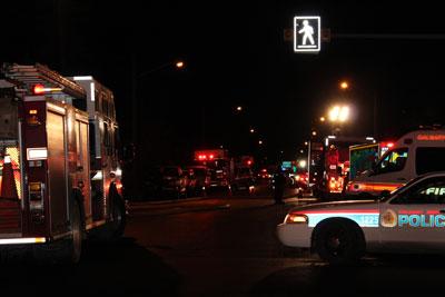 Calgary fire_street
