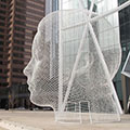 Wonderland sculpture