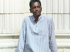 Author Shyam Selvadurai
