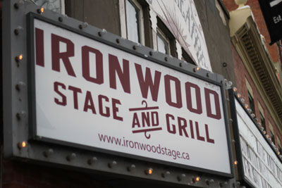 Ironwood-Sign