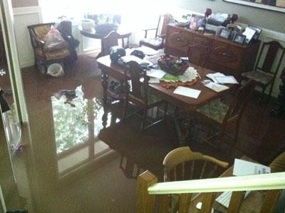 resize diningroom