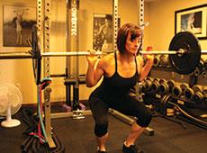 Lynne bodybuilding