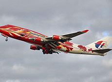 Malaysia Flight MH370