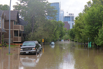 Flood Calgary Journal Photo