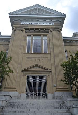 stanleyJonesSchool