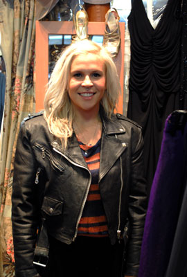 Tiffany Leather