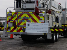 Airdrie firefighters raise money