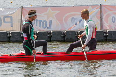 Sprint Canoeing Ollie Hardingedits