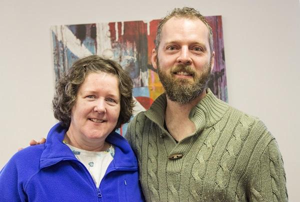 JB Dan and Janine