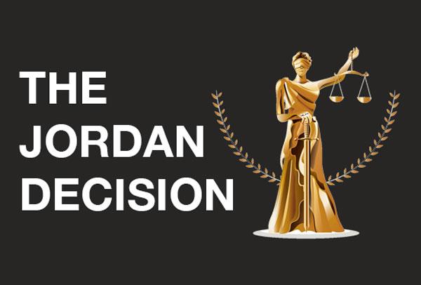 Jordan Decision