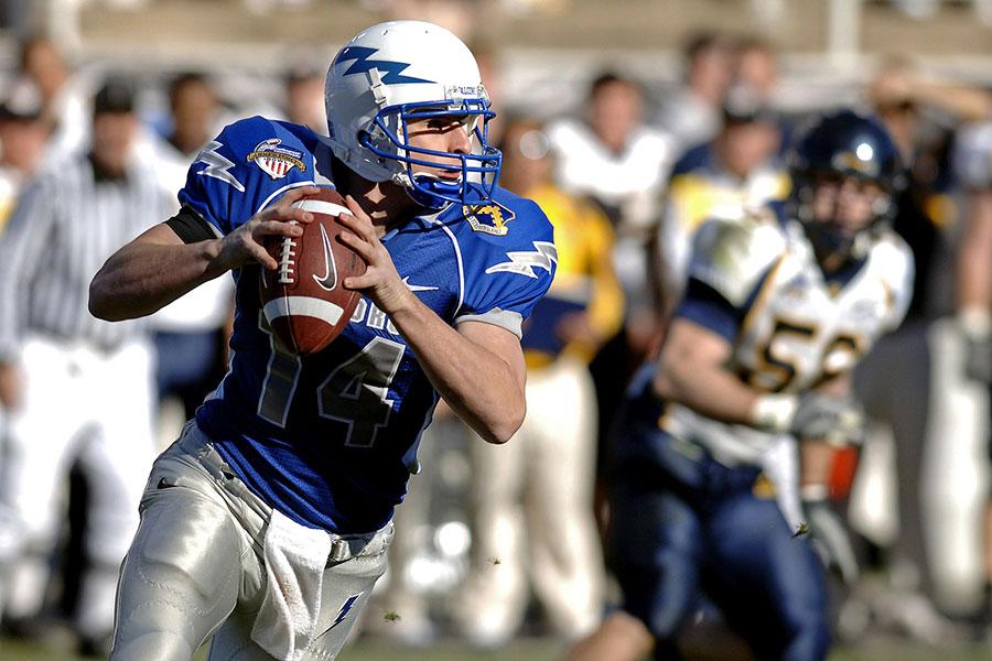 Quarterback Concussion