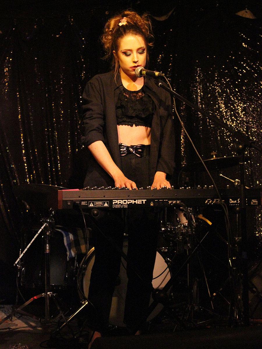 Mikaela Cochrane PerformingBODY