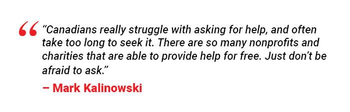 Mark Kalinowski Pull Quote