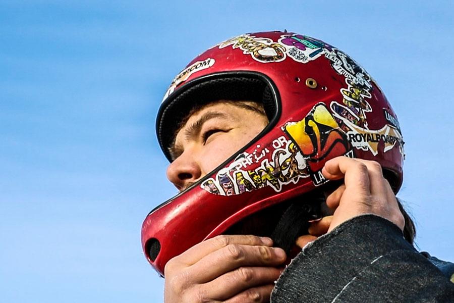 Hannigan Helmet