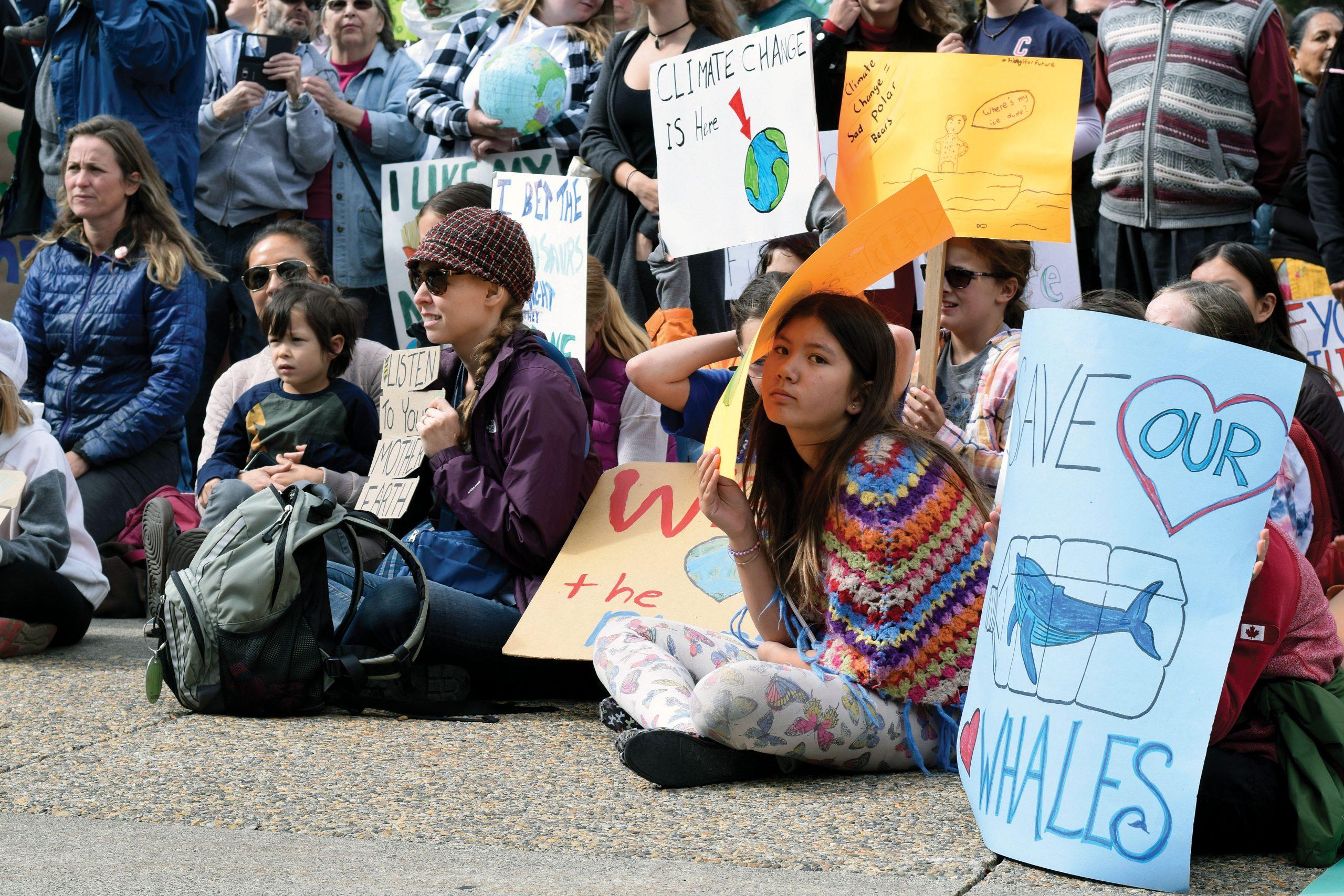 Climate Strike 5 Shirt WEB