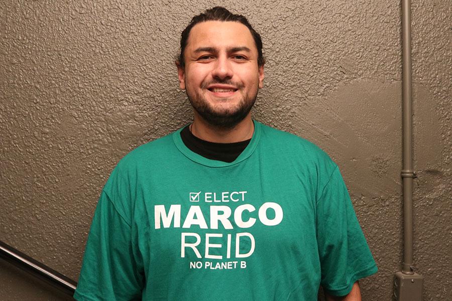 Marco Reid