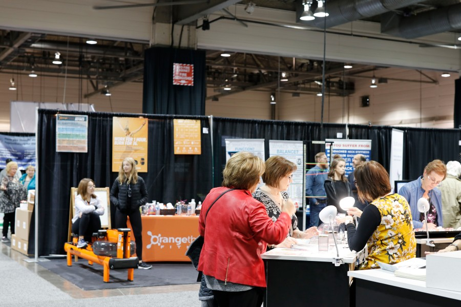 The Calgary Women's Show will also take place on April 18 to 19 for their Spring 2020 show. To find out more about the exhibits, the show, and their charity of choice, visit the Calgary Woman's show website. Photos by Michelle Huynh