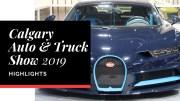Calgary International Auto & Truck Show 2019 Highlights