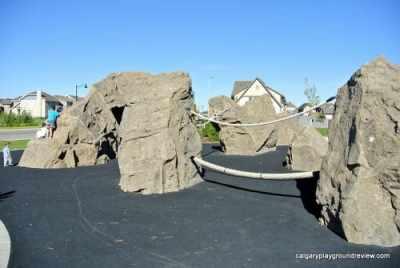 Mahogany Giant Rocks Playground - calgaryplaygroundreview.com