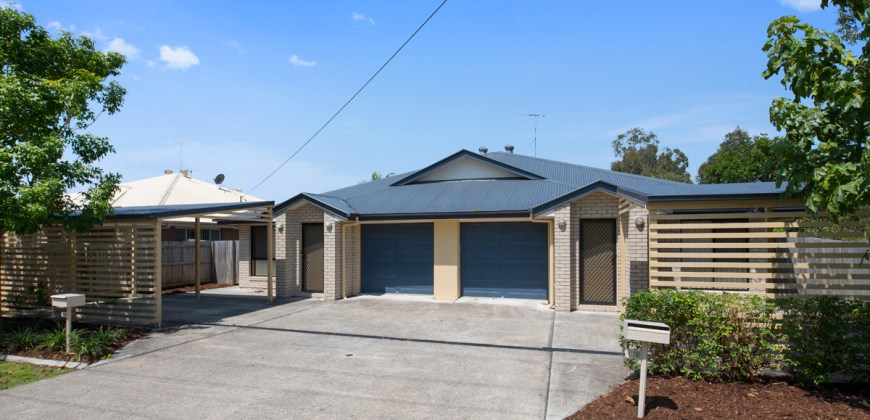 160a and 160b Haig Road, Loganlea