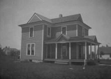 House build by Paul Stanley in Iowa