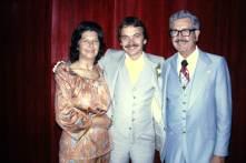 Mary K, David and Harold