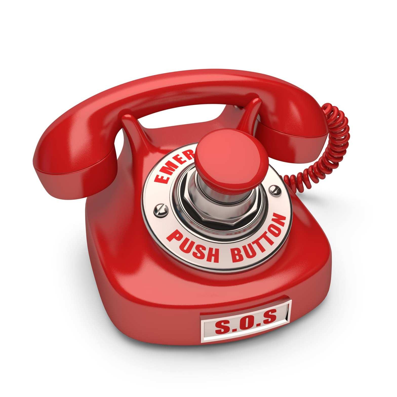 property emergency phone