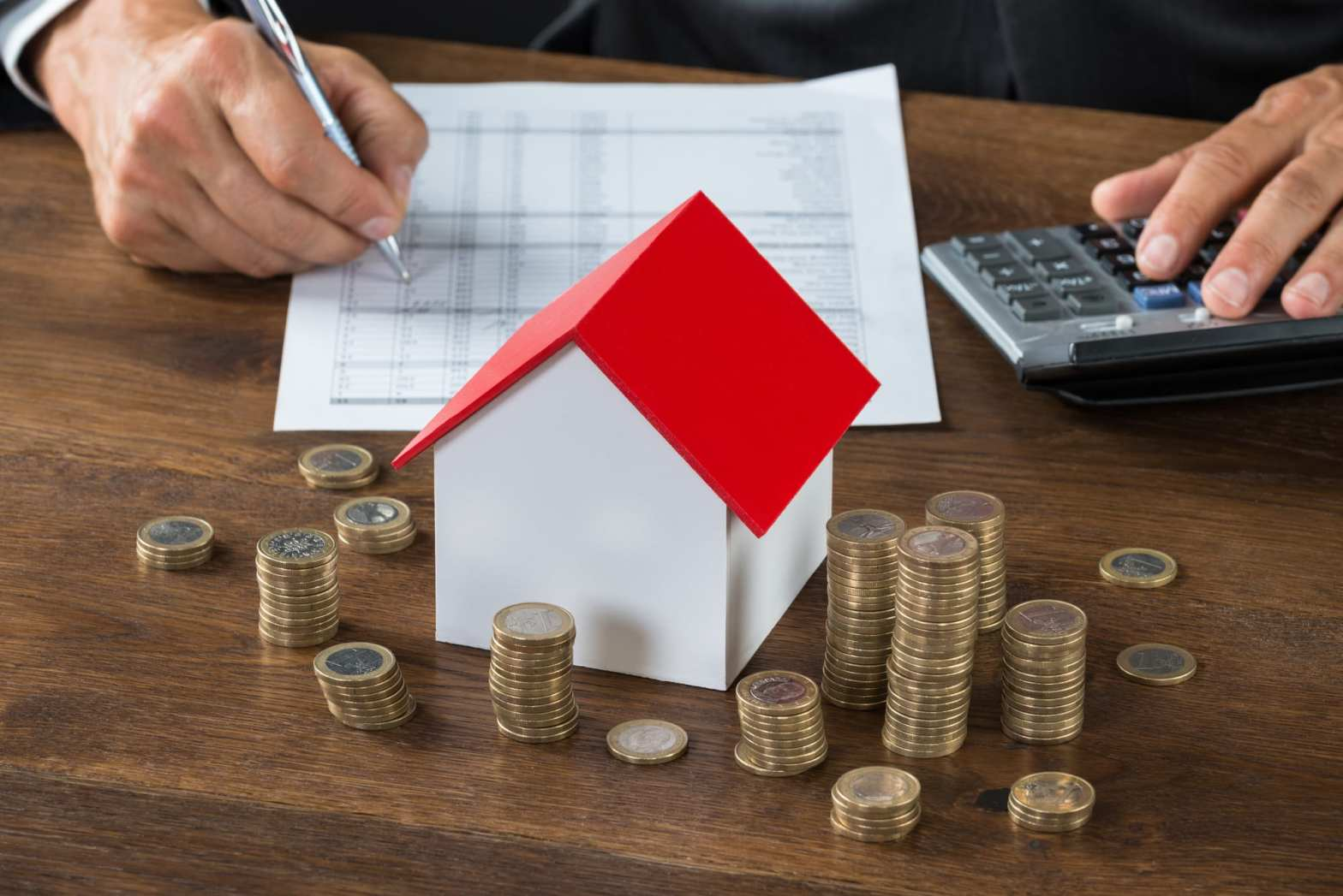 property tax calculations