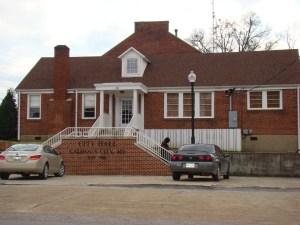 City Hall, Calhoun City, MS