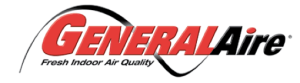 General Aire Logo - Indoor Air Quality