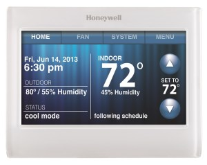 Honeywell 9000 Wi-Fi - Indoor Air Quality