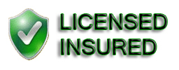 Licensed and Insured Icon