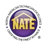 N.A.T.E supporter Calibrating Air Heating & Cooling