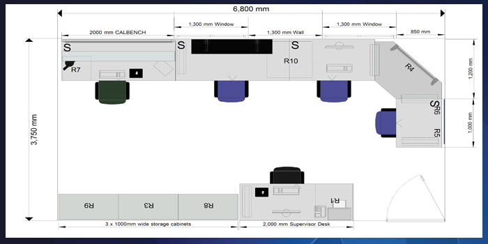 Calibration Laboratory Design From Time Electronics