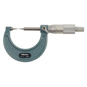 Mitutoyo 112-177 Point Micrometer