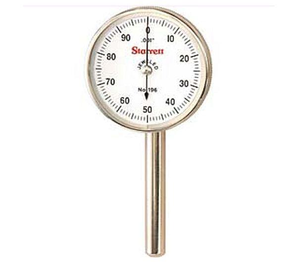 Starrett 196B1 Dial Indicator