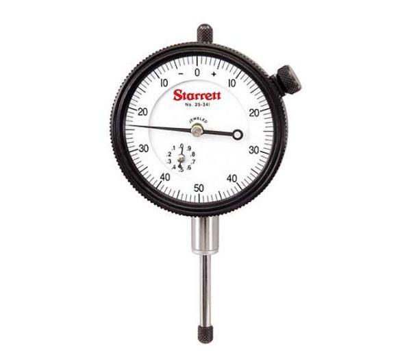 Starrett Dial Indicator P/N 25-341J