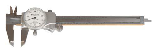 Mitutoyo 505-743 8 Dial Caliper