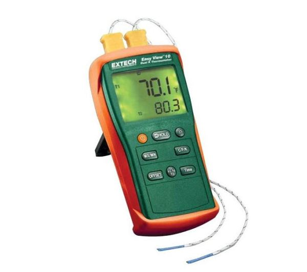 Extech EA10 Dual Input Thermometer