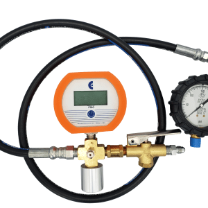 Calibration Specialty, Inc. Custom Aircraft Tire Inflator Assembly