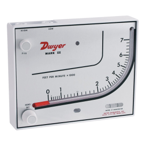 Used Dwyer Model 27 Mk II Manometer