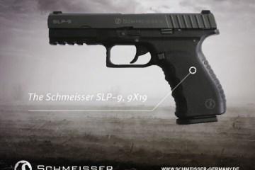 Schmeisser SLP-9 Pistol Handgun