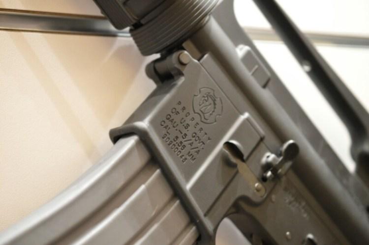 Troy GAU-5 Rifle